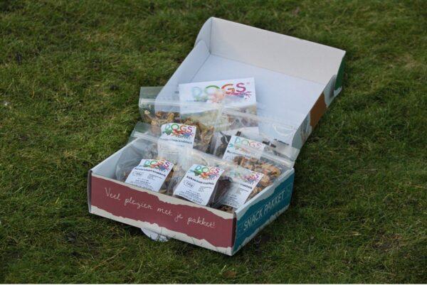 snackpakket dogsperfect